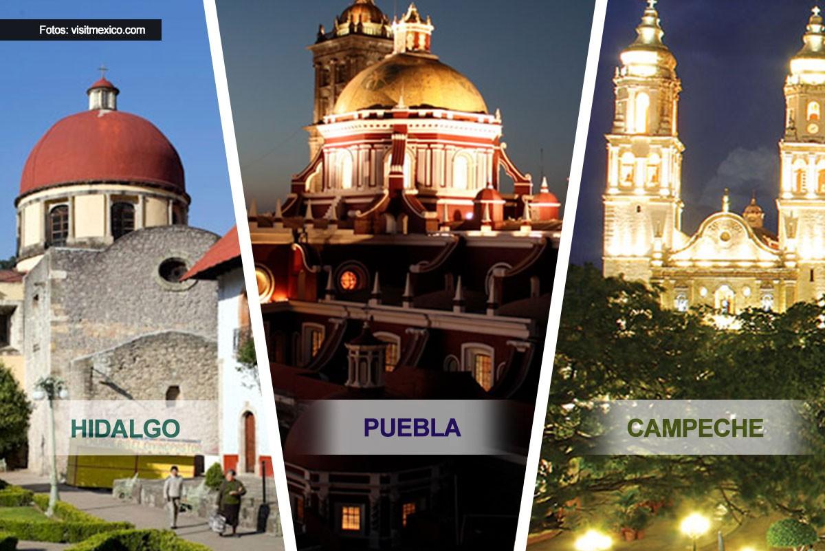 Tres destinos mágicos en nuestro México para pasar Fin de Año