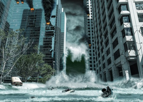 Terremoto y Riesgos Hidrometeorológicos