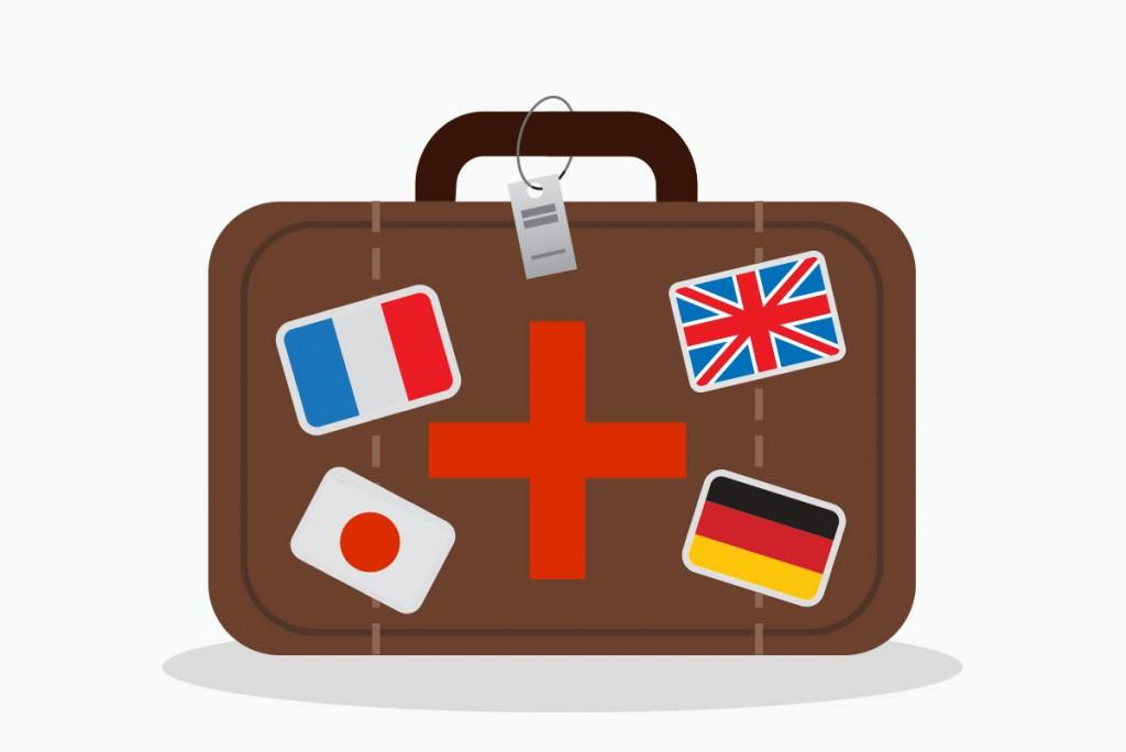 Protege tu salud en tus viajes largos al extranjero por trabajo, estudio o placer. Piensa en Vínculo Mundial