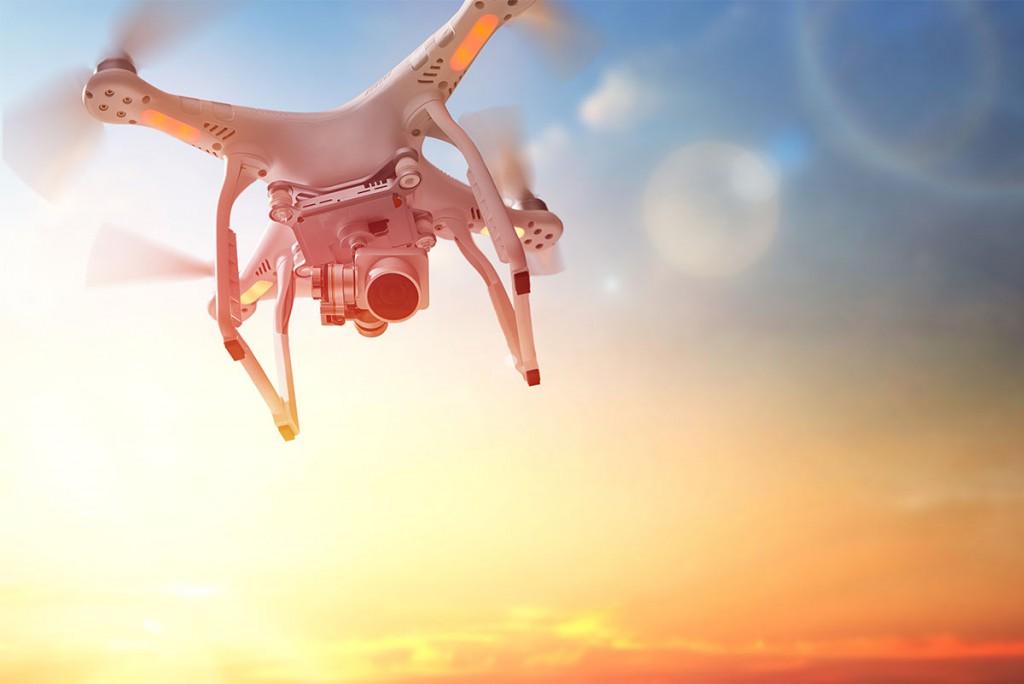 Uso de drones optimizan procesos en las aseguradoras