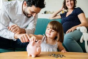 Los niños y sus finanzas