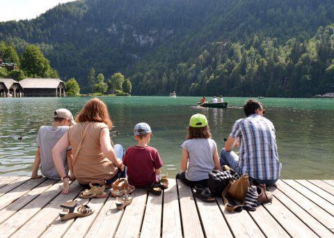 Como viajar con niños sin perder la cordura