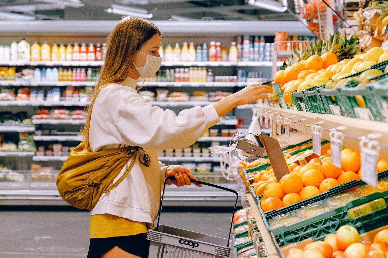 Cómo hacer tus compras de alimentos de forma segura