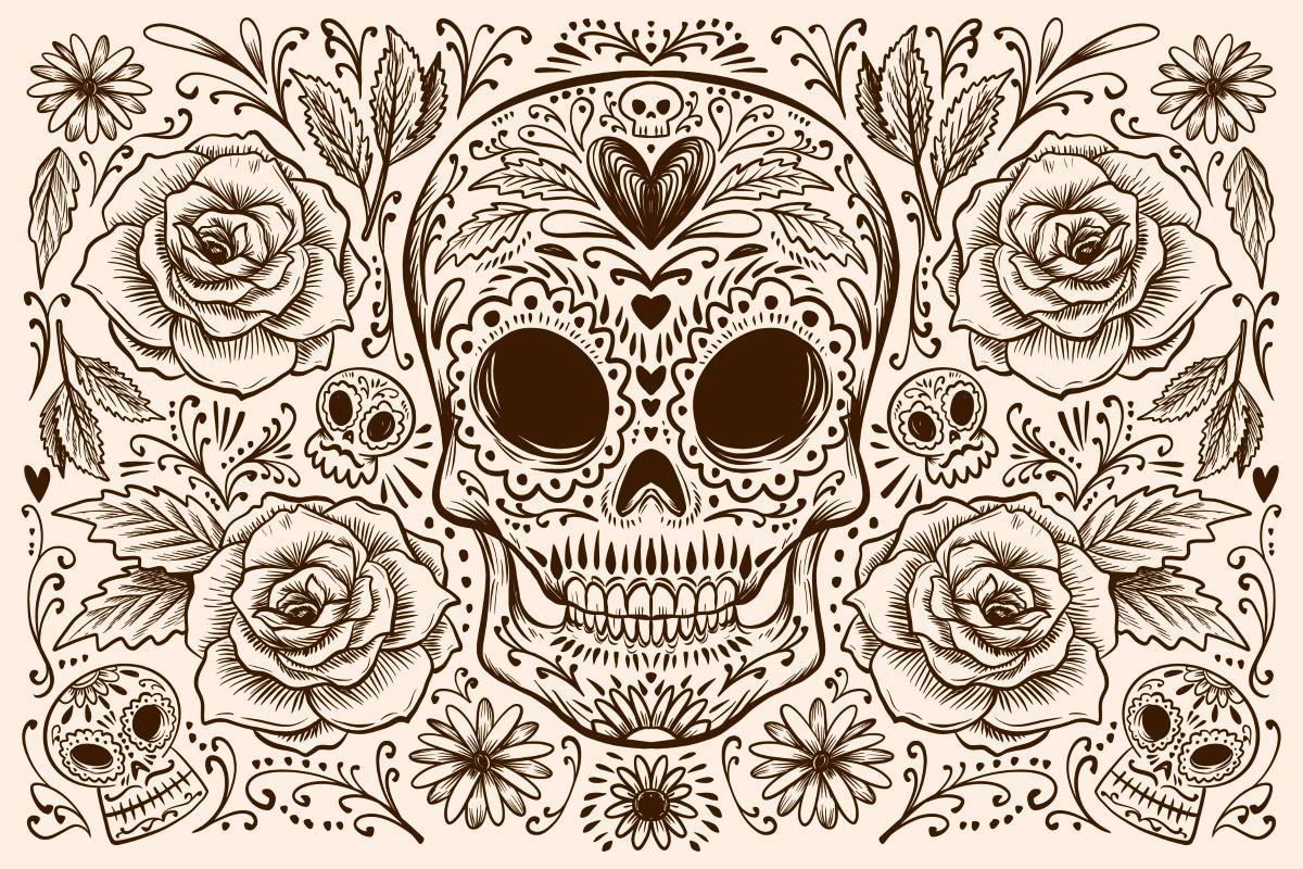 Tradiciones mexicanas: origen de las calaveritas literarias