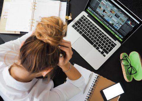 Cómo evitar el tecnoestrés